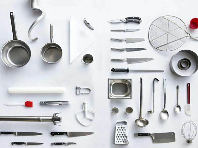 Les ustensiles indispensables en cuisine
